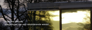 spiegelingen van een veranderende wereld