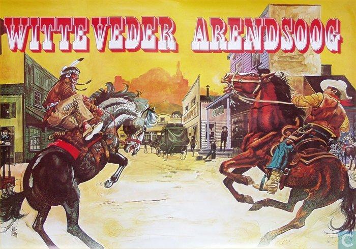 Witte Veder en Arendsoog